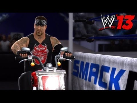 WWE '13 Community Showcase: The Undertaker (Xbox 360)
