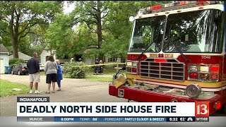 North Park Avenue Fatal Fire
