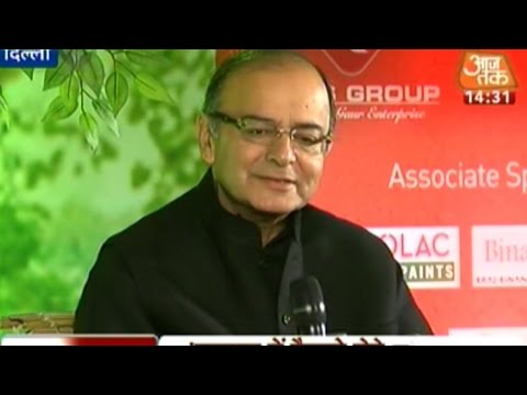 Agenda Aaj Tak: Finance Minister Arun Jaitley talks on Modi Cabinet