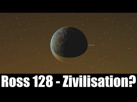 Ross 128 | Theoretische Ausserirdische Zivilisation