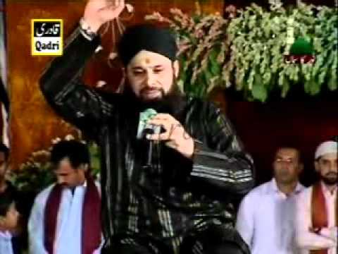 Dar-e-nabi Par Ye Umar Beethay Muhammad Owais Raza Qadri.flv video