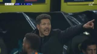 BDortmund vs Atletico Madrid 4-0 All Goals highlight