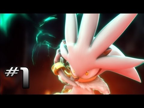 Sonic The Hedgehog (2006) - Silvers Story - Part 1 - INTRO -...