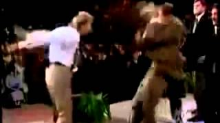 Super LOL! Pastor Benny Hinn Street Fighter Video (Benny Hinn Going Ham)! Very Funny!