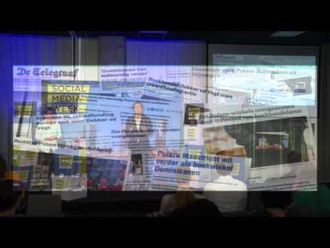 'Polare gaat door' at Social Media Week