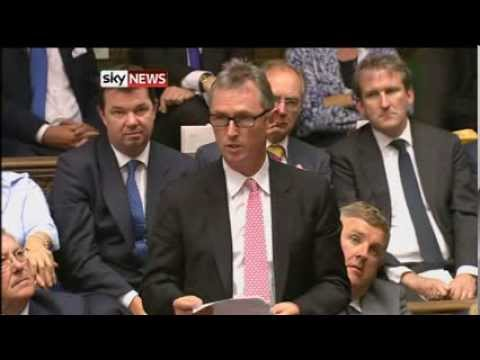 Nigel Evans: I'm In Limbo Over Sex Claims