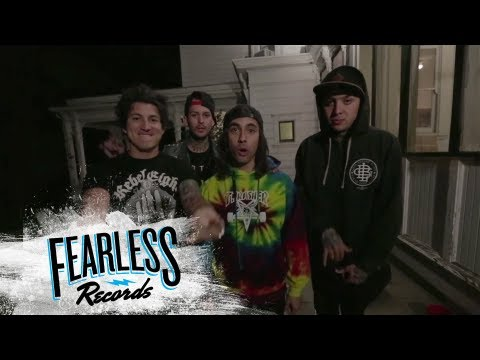 "Pierce The Veil - Behind The Scenes of ""Bulls In The Bronx"""
