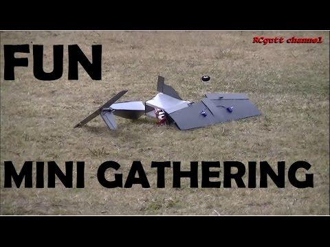 No Profile No Chance - Crash - Flying - Mini gathering - Ringebu RC