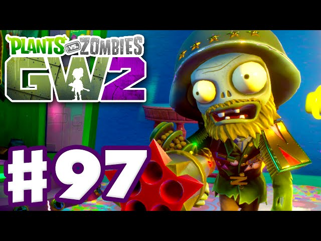 Plants Vs Zombies Garden Warfare 2 Gameplay Part 97 General Supremo Pc