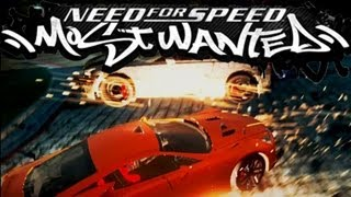 Need For Speed Most Wanted - Funny Moments, More Crashes, and Fails!  NFS001