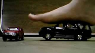 2 SUV Crush