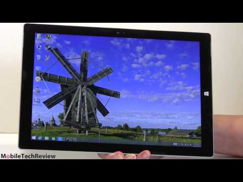 Microsoft Surface Pro 3 In depth Review klip izle
