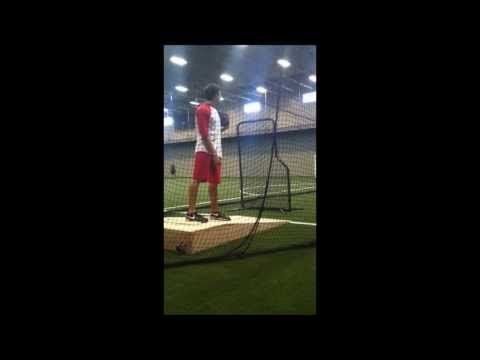 Kevin Steger - Triton College - RHP - #32 - Recruiting Video