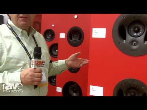 CEDIA 2015: Polk Audio Showcases Its LS Series In-Wall Speaker Series With Ring Radiator Tweeters