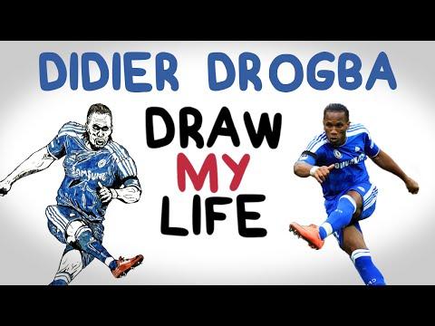 Didier Drogba | Draw My Life