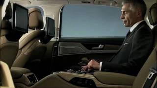 All new Audi A8 L W12 Quattro 2011