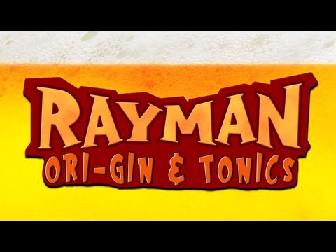 Drinking Games For Gamers: Rayman OriGin and Tonics