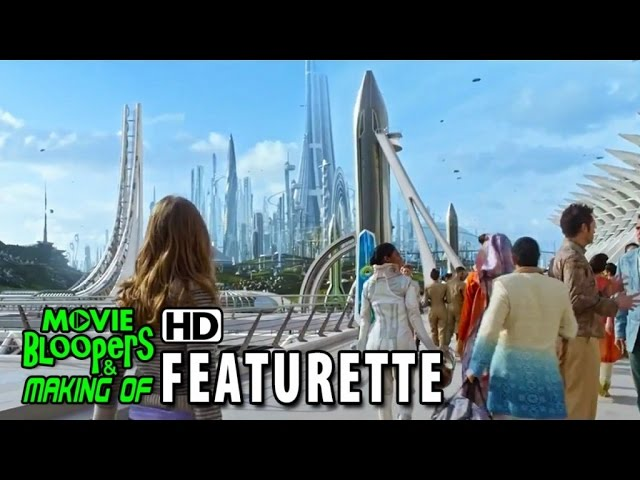 Tomorrowland (2015) Featurette - Citizens of Tomorrowland