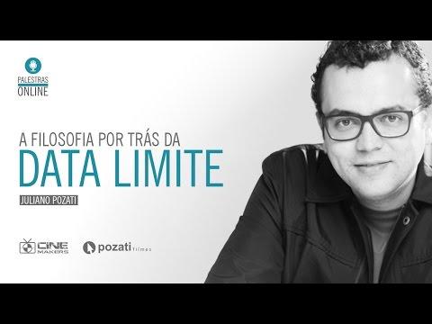 Palestra   A filosofia por trás da Data Limite
