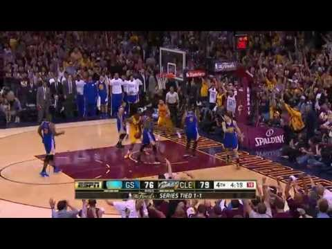 Top 5 NBA Plays: 2015 Finals Game 3
