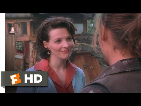 Chocolat (9/10) Movie CLIP - I'm Throwing a Party (2000) HD