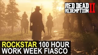 The Red Dead Redemption 2 Work Hours Controversy
