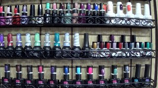 Gel Polish: Top 5, Collection & Storage