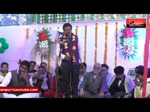 Aalam Sultanpuri    Jashn-e-Eid Miladun Nabi   06 Dec 2017   Mohanpura Orai U.P. India
