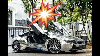 Woow .BMW i8 Super Mewah....