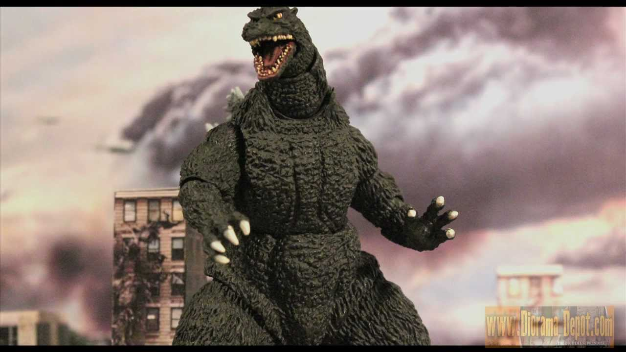New Godzilla Diorama Products For S H Monsterarts And