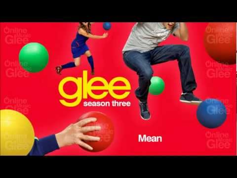 Glee Cast - Mean