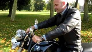BMW R1100R ignition - démarrage