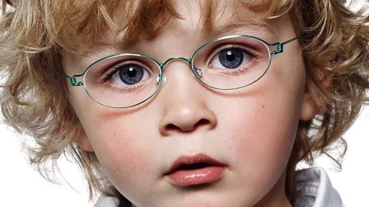 Дети в очках фишер фото