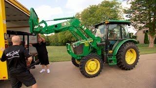 Download Lagu Borrowing Jason Aldean's Big Green Tractor Gratis STAFABAND