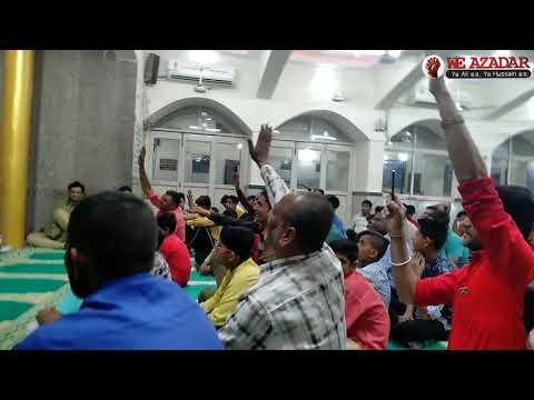 Hussain as Kon Hai Aur Yazid la Kon Hai| 3 Shaban 2019 | Live Jashan E Imam Hussain as | Zameen Reza