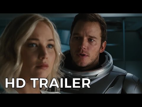 Passengers - Official Trailer HD (2016) Morten Tyldum