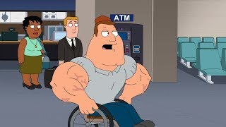 Family Guy - Joe trainiert Arme