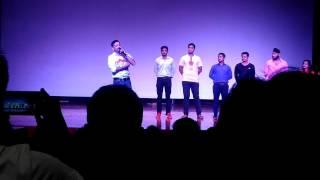 Grandmaster Shifu Ji Shaurya Bhardwaj on stage @ BBD Auditorium on 23 Oct 2K16 [3rd Video]
