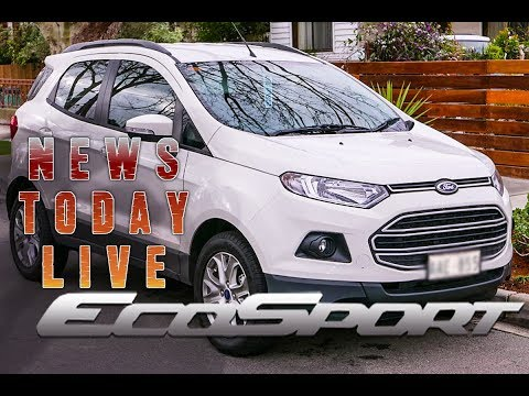Ford Ecosport Diesel TDCi India Features and Specifications Review in Hindi