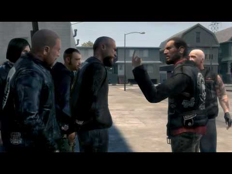 Grand Theft Auto IV - The Lost and Damned Pause Theme