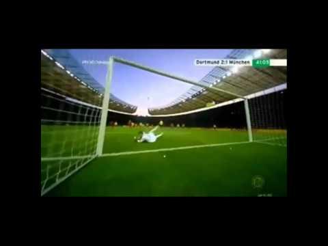 12.05.2012 * (1) DFB-Pokal-Goals: Bayern Munich -- Borussia Dortmund 2:5