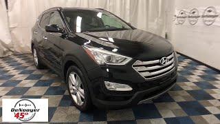 2013 Hyundai Santa Fe Colonie, Albany, Saratoga Springs, Clifton Park, Schenectady, NY 29226