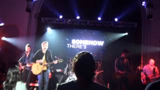 Sanctus Real - Whatever You're Doing - Hands of God Tour Syracuse NY 2014