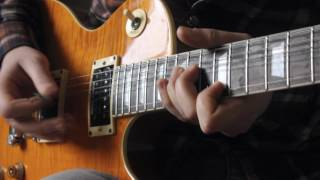 Guns N Roses - This I Love Guitar Solo Cover