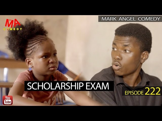 SCHOLARSHIP EXAM (Mark Angel Comedy) (Episode 222) thumbnail