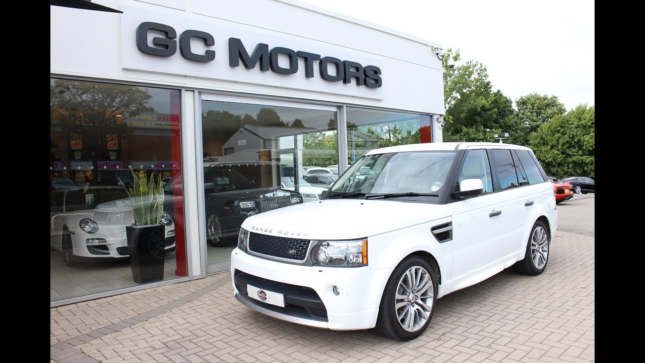 2011 Range Rover Sport Hse With Autobiography Bodykit Walk Around Youtube