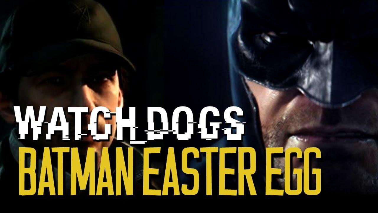Watch Dogs Bruce Wayne
