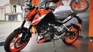 2019 KTM Duke 200 ABS|| First KTM of India || What's New?? Review