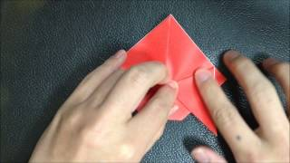 29.how To Fold Origami Ladybugs Of The Insect | Origami Box