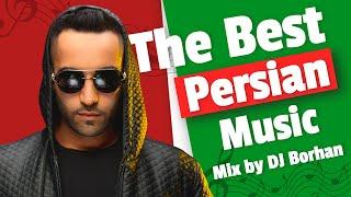 New Persian Dance Music Mix - DJ BORHAN BAZAM PARTY